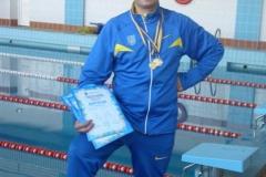 Відкритий чемпіонат міста Києва з плавання серед ветеранів