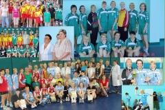 Перший Чемпіонат України з гандболу серед жіночих збірних команд ветеранів