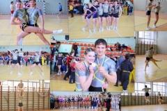 Змагання зі спортивної аеробіки серед вищих навчальних закладів України