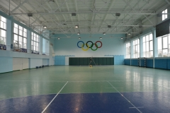 Ігровий зал: гандбол, футзал, волейбол