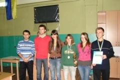Вітаємо призерів ІІ Спортивних ігор України з шахів серед ВНЗ ІІІ-ІV р. а.